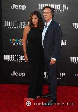 Kymberly Kalil and William Fichtner