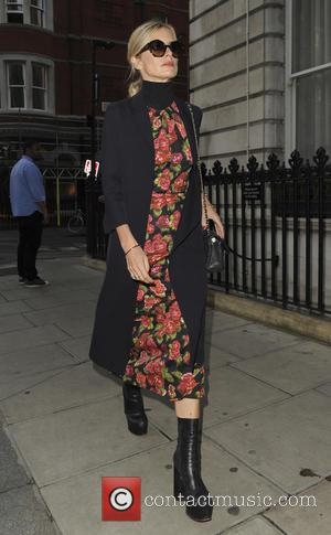 Laura Bailey - Laura Bailey arriving at the Edition Hotel in London - London, United Kingdom - Monday 20th June...