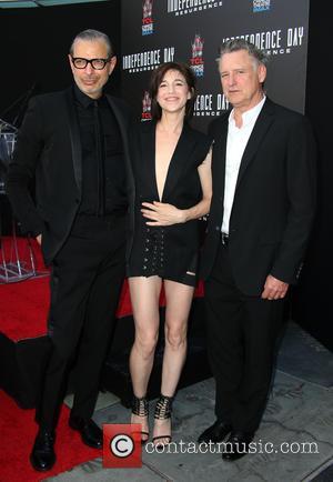 Jeff Goldblum, Charlotte Gainsbourg and Bill Pullman