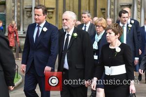 David Cameron, Jeremy Corbyn and Tina Stowell