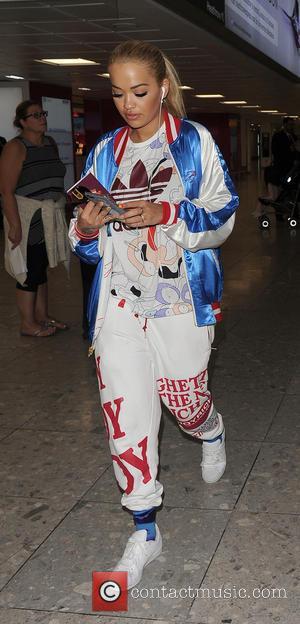 Rita Ora And Ed Sheeran 'Likely To Team Up At Atlantic Records'