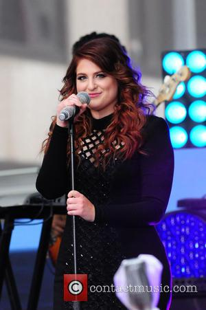 Meghan Trainor Still In Awe At Backstreet Boys Duet