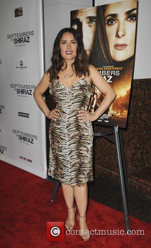 Salma Hayek: 'Family Is My Biggest Blessing'
