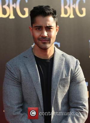 Manish Dayal - Los Angeles premiere of 'The BFG' - Arrivals at The El Capitan Theatre - Hollywood, California, United...