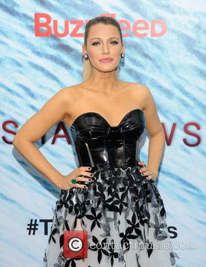 Blake Lively Returns To The Red Carpet To Honour Children's Angel