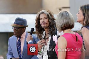 Aerosmith frontman Steven Tyler wowed the Today audience as he played a handful of classic Aerosmith songs including Cryin', his...