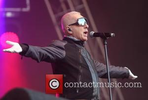 Holly Johnson appearing on stage at the Night at the Park event held at Zuiderpark, The Hague, Netherlands - Saturday...