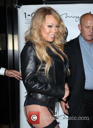 Mariah Carey at 1 Oak Nightclub