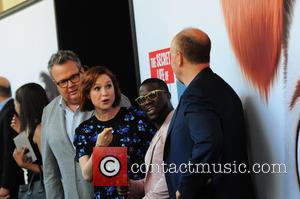 Louis C.k., Eric Stonestreet, Kevin Hart and Ellie Kemper
