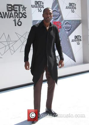 Cool Runnings actor Leon Robinson at the 2016 BET Awards held at the Microsoft Theater - Los Angeles, California, United...