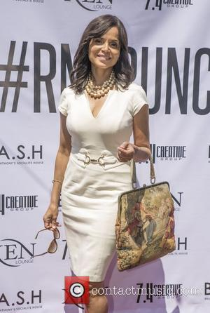Former Diagnosis Murder actress Victoria Rowell at the Brandon Anthony's Social House (BASH) hosts #RnBrunch for BET Experience Weekend at...