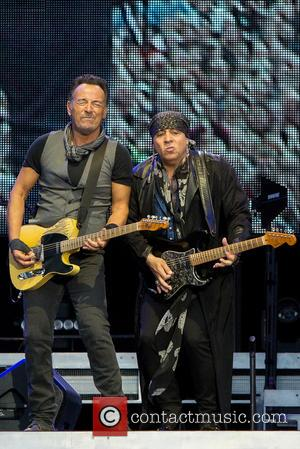 Bruce Springsteen and Steven Van Zandt
