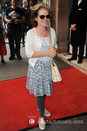 Imelda Staunton at Wyndham\'s Theatre