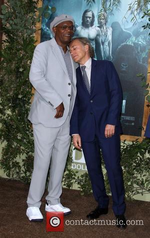 Samuel L. Jackson plays George Washington Williams in David Yates' new film 'The Legend of Tarzan'. Samuel L. Jackson is...