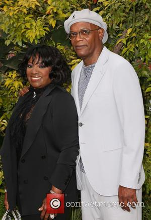 Samuel L. Jackson and Guest