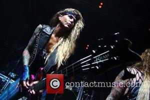 Steel Panther and Lexxi Foxx