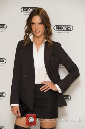 Alessandra Ambrosio Collects Barbie Dolls