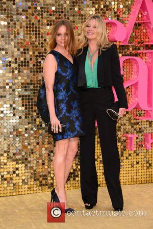 Stella Mccartney and Kate Moss