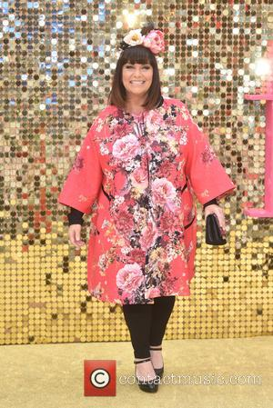 Dawn French at the World Premiere of Jennifer Saunders and Joanna Lumley's new film  'Absolutely Fabulous: The Movie' held...