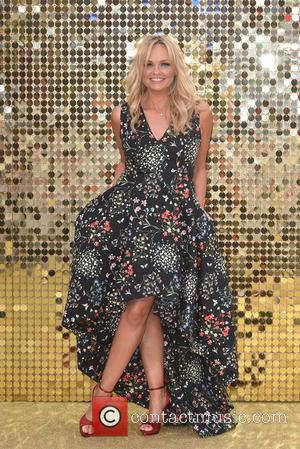 Spice Girl Emma Bunton at the World Premiere of Jennifer Saunders and Joanna Lumley's new film  'Absolutely Fabulous: The...