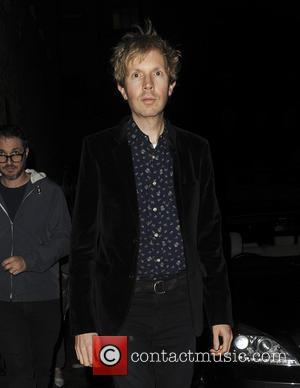 Beck seen at London's Chiltern Firehouse. The musician played at Glastonbury Festival over the weekend. London, United Kingdom - Wednesday...