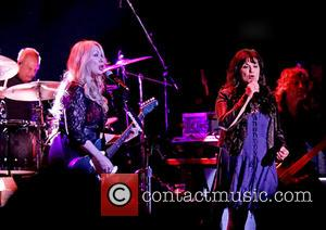 Heart, Nancy Wilson and Ann Wilson