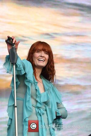 Florence + The Machine and Florence Welch