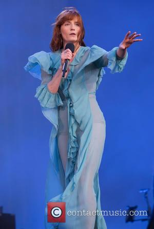 Florence Welch and Florence And The Machine