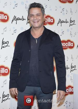 Spanish Singer Alejandro Sanz Developing Tv Talent Show