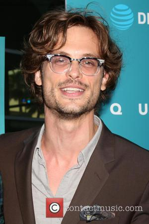 Criminal Minds actor Matthew Gray Gubler at the premiere of A24's 'Equals' held at ArcLight cinema in Hollywood. California, United...