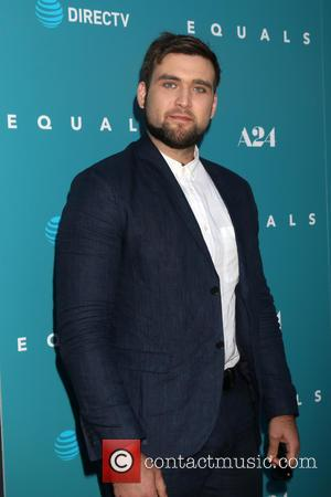 Nicolas Cage's son Weston Cage at the premiere of A24's 'Equals' held at ArcLight cinema in Hollywood. California, United States...