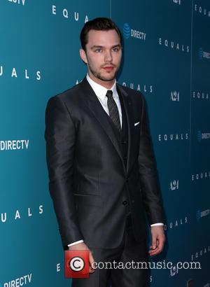Nicholas Hoult at the premiere of A24's 'Equals' held at ArcLight cinema in Hollywood. Hoult plays the role of Silas...