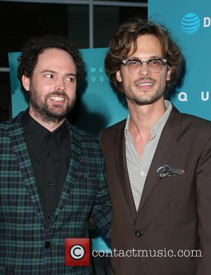 Matthew Gray Gubler and Guest