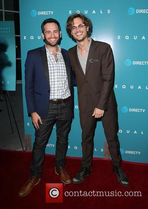 Matthew Gray Gubler and Brian Levin