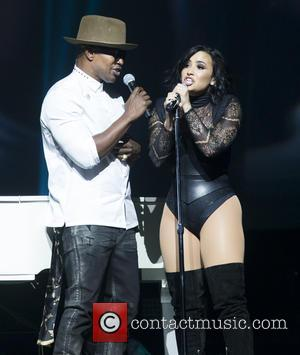 Jamie Foxx and Demi Lovato