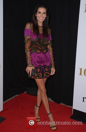 Angie Harmon seen alone and with co-star Jordan Bridges on the red carpet at Cicada. The stars of Rizzoli and...
