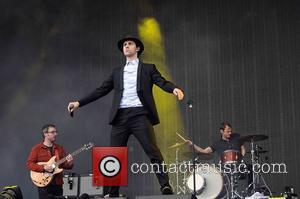 Paul Smith and the Maxïmo Park guys never fail to impress live. Seen here at T In The Park on...