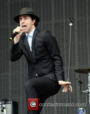 Maxïmo Park and Paul Smith