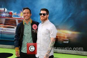 Pete Wentz and Andy Hurley