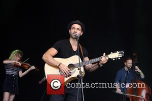 Ramin performing on stage at Cornbury Music Festival 2016 held at Great Tew Estate,  Oxfordshire, United Kingdom - Sunday...