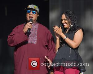 Stevie Wonder performed his 1976 album 'Songs In The Key Of Life' in full at Barclaycard presents British Summer Time...