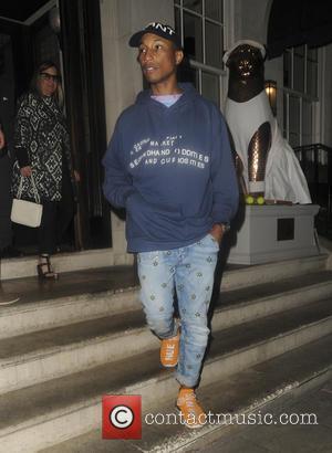 Pharrell Williams To Perform At Latin Grammy Awards