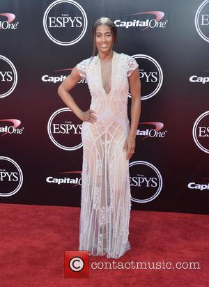 Skylar Diggins at the ESPYS Awards 2016 held at Microsoft Theater - Los Angeles, California, United States - Wednesday 13th...