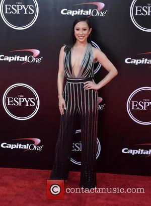Cheryl Burke at the ESPYS Awards 2016 held at Microsoft Theater - Los Angeles, California, United States - Wednesday 13th...