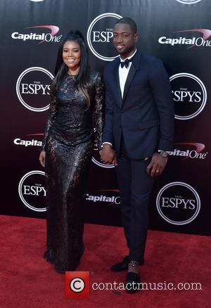 Gabrielle Union at the ESPYS Awards 2016 held at Microsoft Theater - Los Angeles, California, United States - Wednesday 13th...