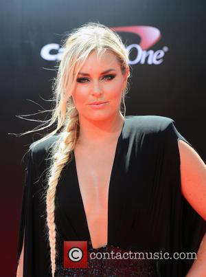Lindsey Vonn at the ESPYS Awards 2016 held at Microsoft Theater - Los Angeles, California, United States - Wednesday 13th...