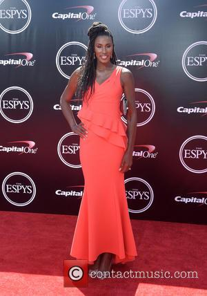 Lisa Leslie at the ESPYS Awards 2016 held at Microsoft Theater - Los Angeles, California, United States - Wednesday 13th...