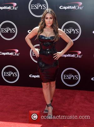 Nikki Bella at the ESPYS Awards 2016 held at Microsoft Theater - Los Angeles, California, United States - Wednesday 13th...