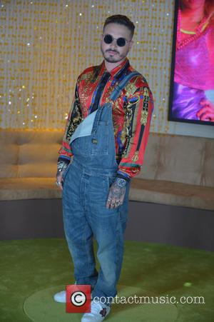 J Balvin Feels The Pressure To Deliver Big Hits