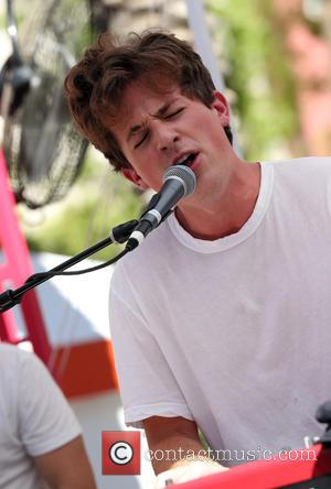 Pop singer Charlie Puth performs at GO Pool inside Flamingo - Las Vegas, Nevada, United States - Saturday 16th July...